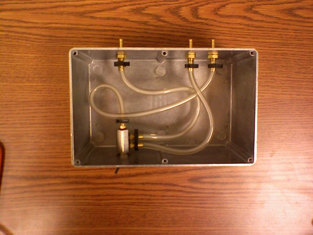 Simple Gas Router